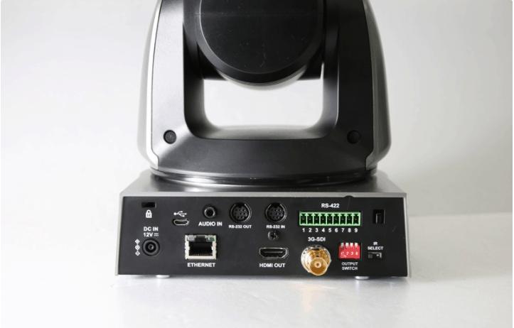 Caméra PTZ VC-A50P Lumens entrée