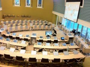 solutions Televic - Conseil municipal Zaanstad