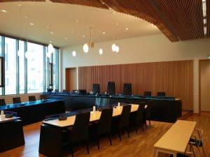Référence Televic - Cour de Justice Tromso