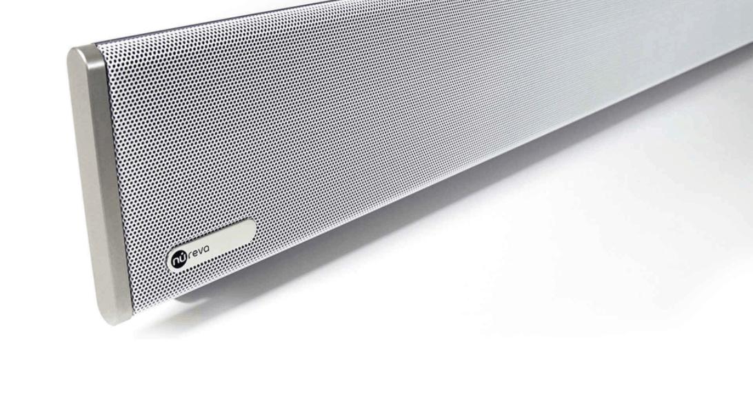 Nureva barre de son et captation HDL300 blanc