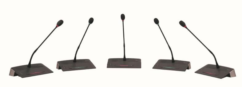 Système de discussion Plug And Play D-Cerno SL groupe