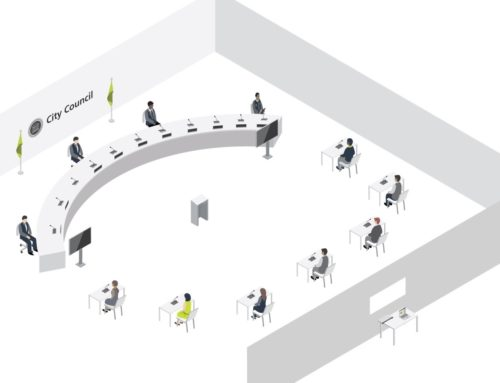COVID-19 : respect des gestes barrières lors des réunions