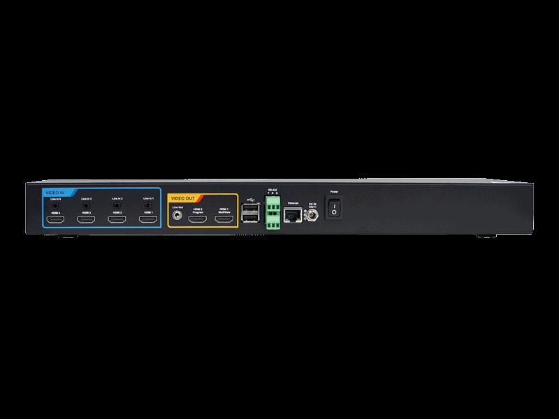 Processeur multimédia LC200 Lumens