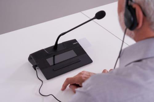 Accessoires pour système de conférence
