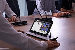 Système de conférence multimédia