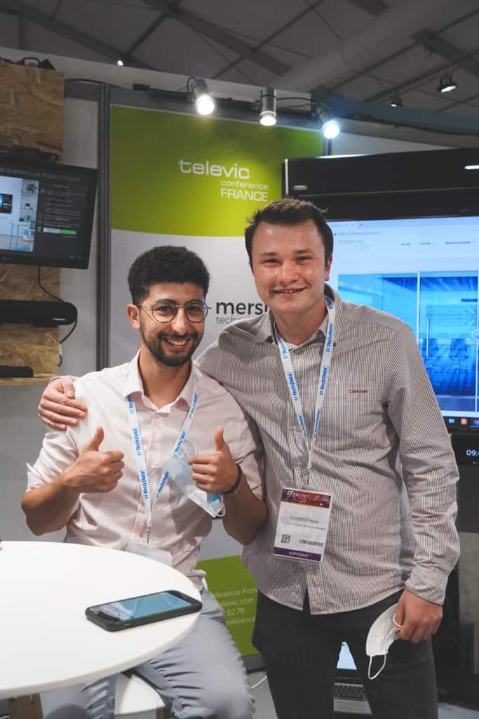 It Partners 2021 - Hugo Cordier & Hocine Messaadia