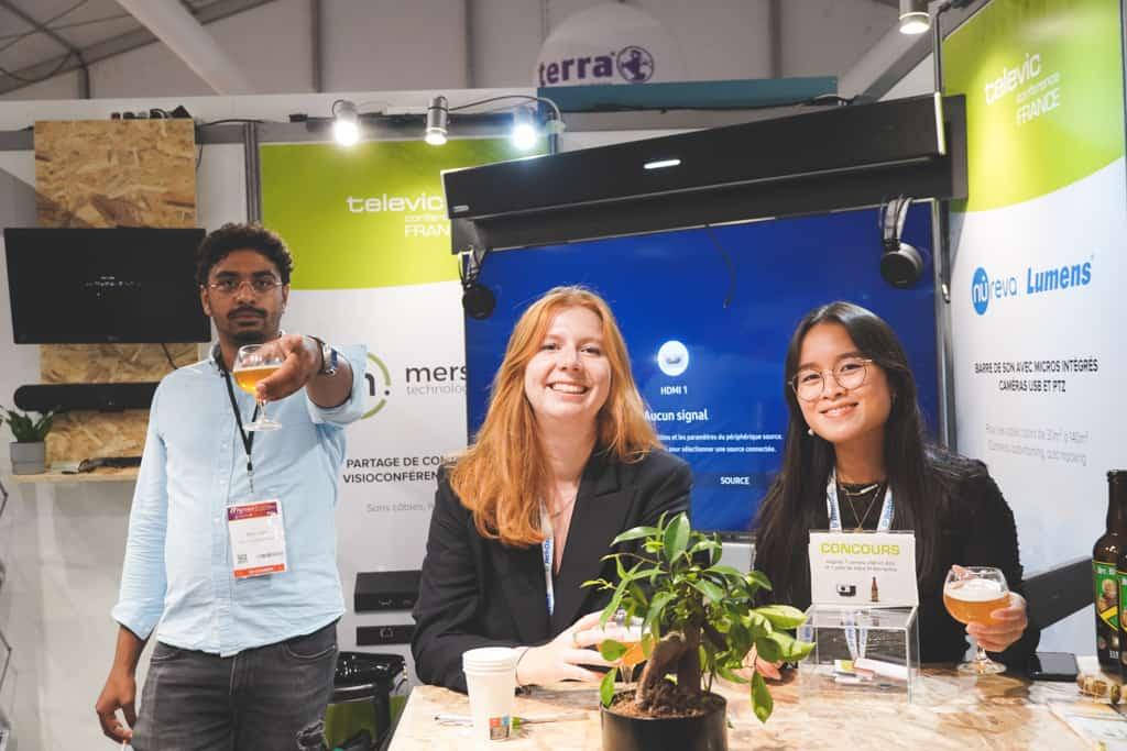 It Partners 2021 - Yssa Mliva, Alice Verhauven, Becky Phinouvong
