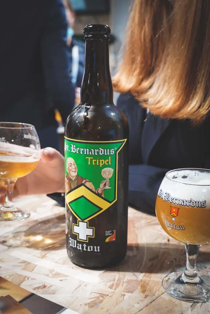 It Partners 2021 - bière St Bernardus