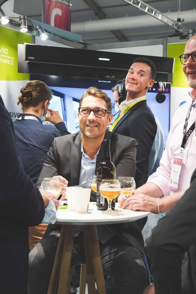 It Partners 2021 - bières St Bernardus