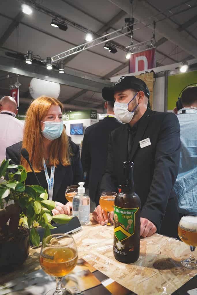 It Partners 2021 - bière St Bernardus 1