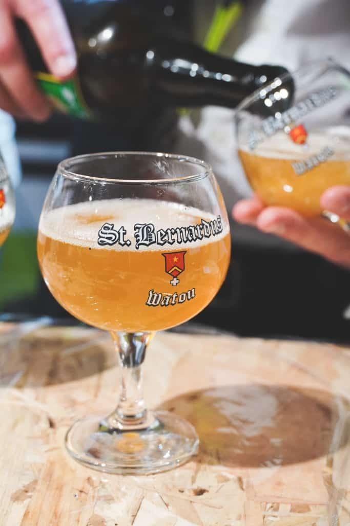 It Partners 2021 - bière St Bernardus 2