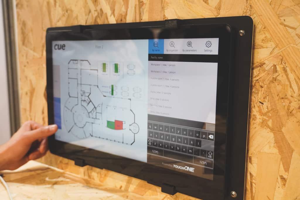 It Partners 2021 - Kiosque touchONE