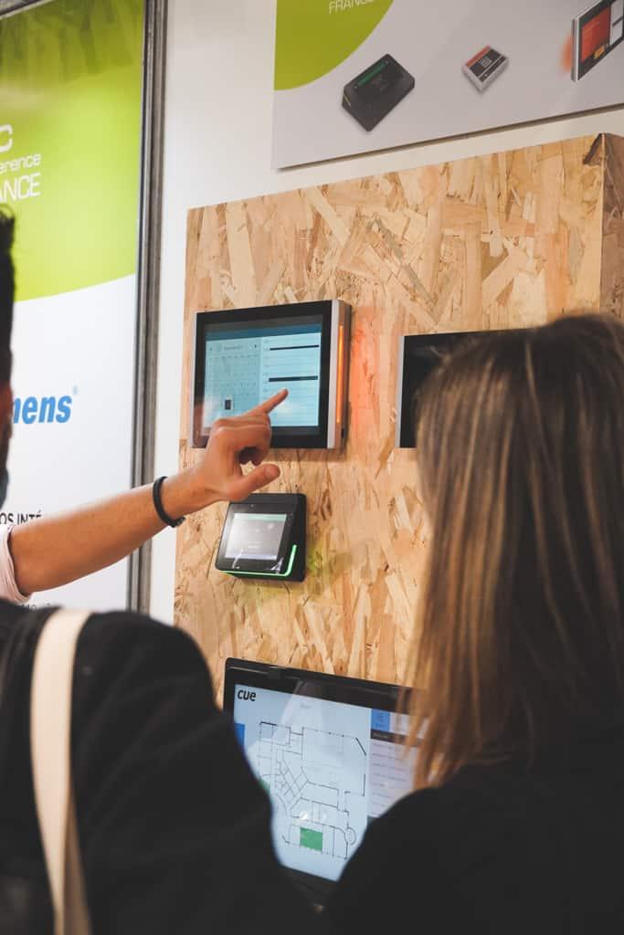 It Partners 2021 - démonstration touchONE