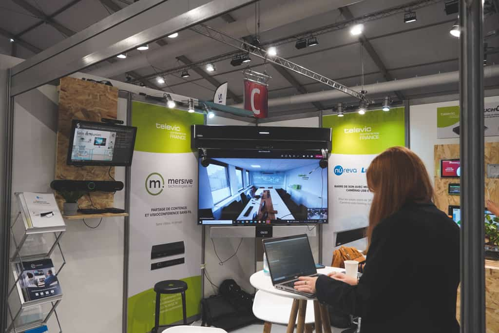 It Partners 2021 - Stand